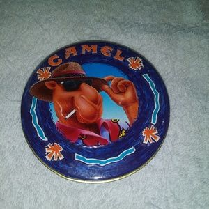 Collectible Joe Camel coasters